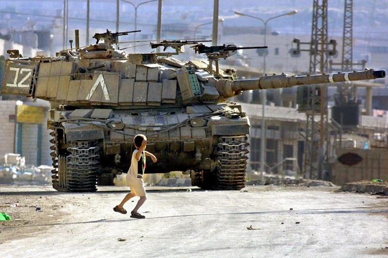 A 30 ans de la première Intifada