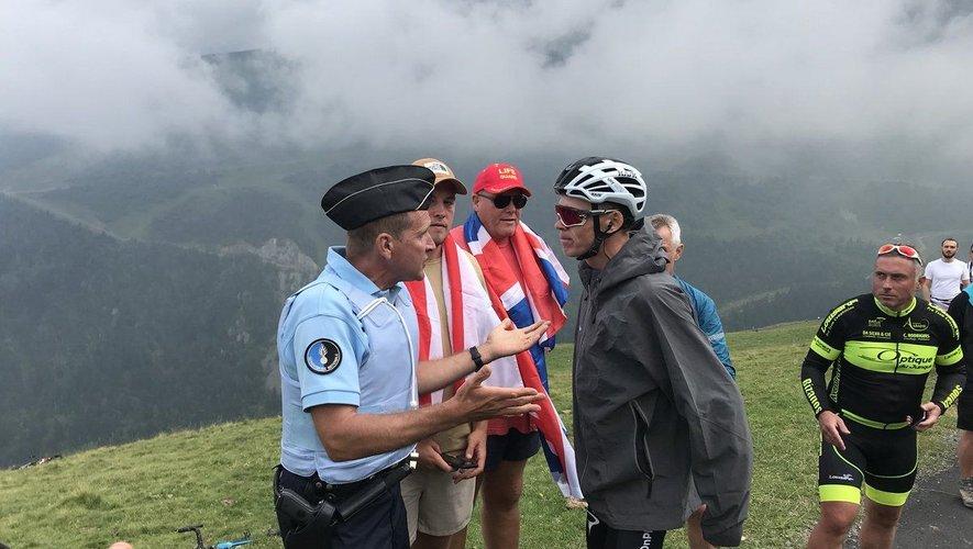 Quintana vainqueur d'étape, Thomas toujours plus jaune — Tour de France