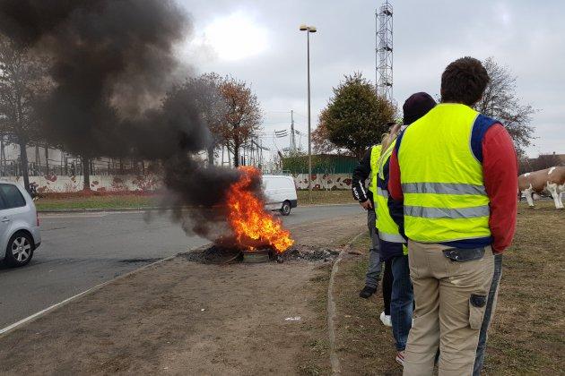 foto de L'appel des Gilets Jaunes de Rouen à la grève générale illimitée