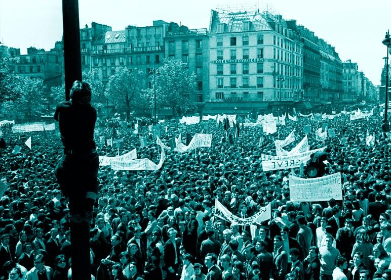 Vers une grève générale politique contre Macron ? - http://www.revolutionpermanente.fr/Section-Politique