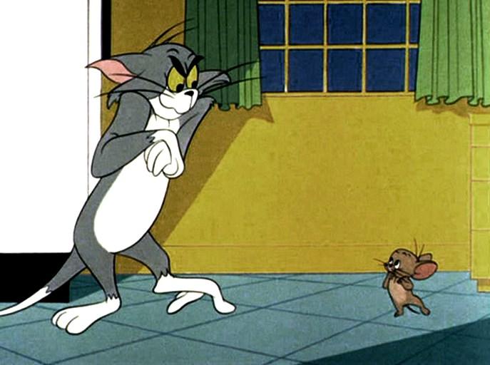 Egypte comment tom et jerry d stabilisent le moyen orient - Tom mange jerry ...