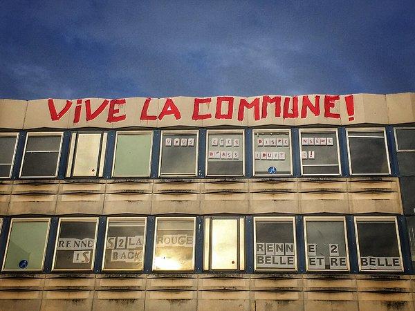 Premier Bilan De La Mobilisation Rennes 2 La Rouge