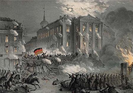 revolution allemande 1848