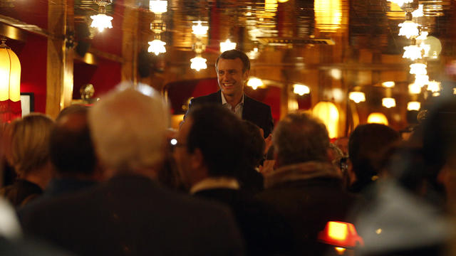 D ner mondain de macron la rotonde le bling bling fa on rothschild - Brasserie porte de versailles ...
