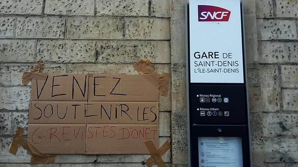 Nettoyage Sncf Mepris De La Direction Et Determination Des Grevistes