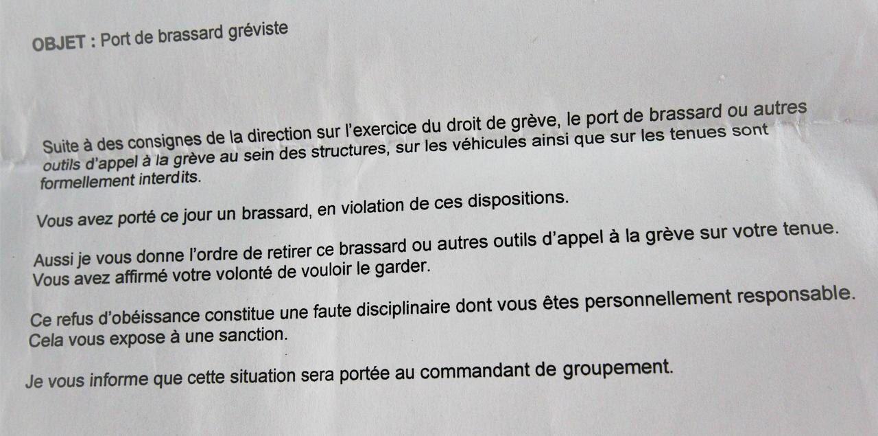 Les Pompiers Du Val D Oise Sévèrement Sanctionnés Pour Avoir