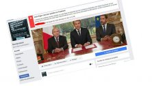 "Facebook suspend ""NordPresse"" après son post sur Johnny Hallyday"