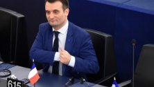 Florian Philippot lance son association Les Patriotes