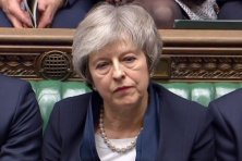 Défaite humiliante pour Theresa May. Le Parlement Britannique rejette l'accord sur le Brexit