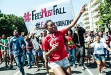 #FeesMustFall : Revival of South African Student Movement