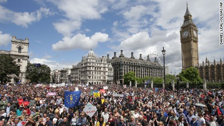 Boris Johnson et la suspension du parlement britannique. Une crise sans précédent dans l'histoire du Royaume-Uni