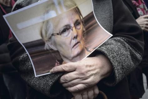 Rejet de la libération conditionnelle de Jacqueline Sauvage : la justice au service du système