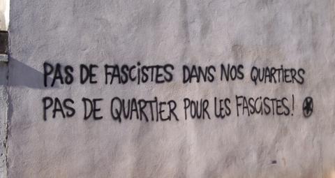 Soutien à nos camarades antifascistes réprimés !
