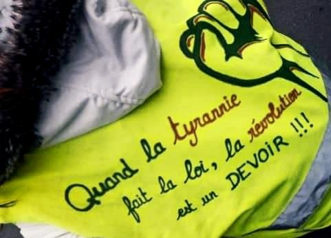Une Gilet jaune gardée-à-vue : « J'ai le sentiment qu'on m'a volé 48h de ma vie »