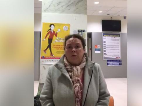 VIDEO. Un Gilet jaune de 27 ans gravement blessé à l'œil. Sa mère témoigne