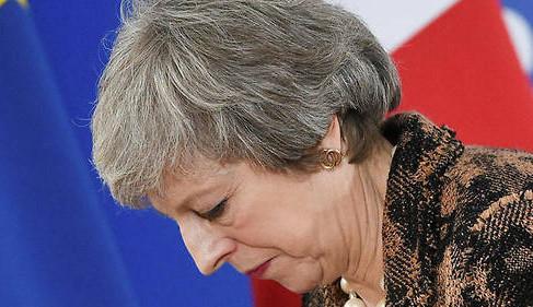 Pour la troisième fois, le nouvel accord du Brexit rejeté par le parlement Britannique