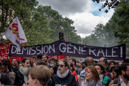 [Photo] La dernière manifestation autorisée par Valls ?