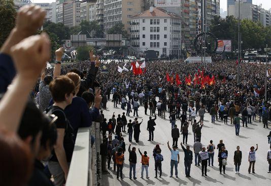 Turquie. Massacre et grève générale