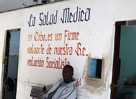 Le Système National de Santé Cubain. Une conquête de la Révolution