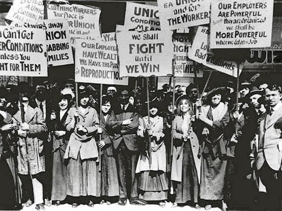 Grèves ouvrières et « commissions de femmes » : des laboratoires de l'émancipation