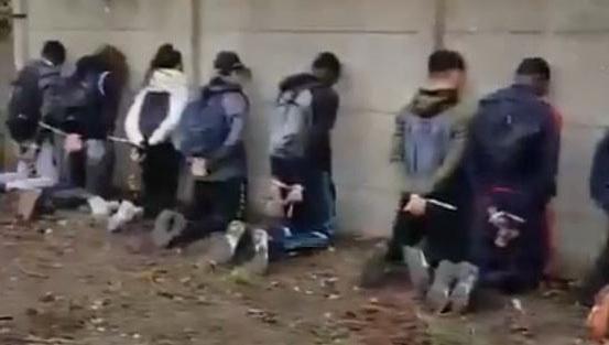 Lycéens de Mantes la Jolie : Impunité policière totale après l'absolution de l'IGPN