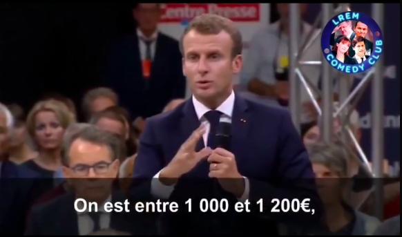 VIDEO Retraite : Macron bégaye face à une professeure