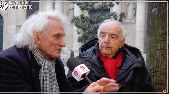 """Filmer la révolte : rencontre avec les réalisateurs du film sur 1968 """" les Révoltés"""""""
