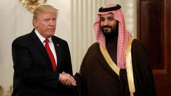 Trump soutient l'Arabie Saoudite après le meurtre par le prince du journaliste Jamal Khashoggi