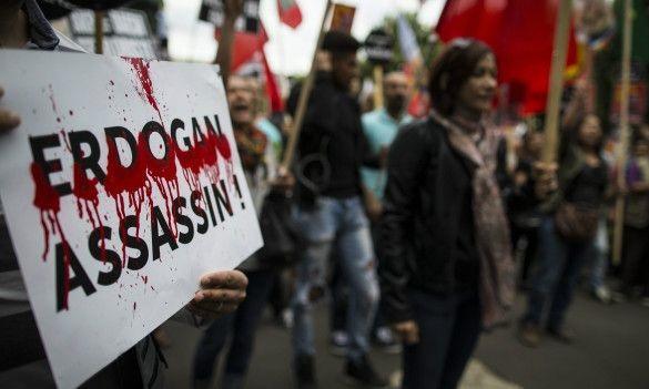 Trois activistes kurdes assassinées par la police en Turquie