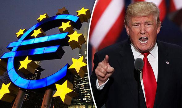L'Europe s'éloigne non seulement de Trump, mais aussi des Etats-Unis