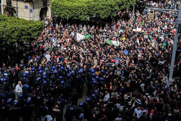 Tournant répressif. A Alger, la jeunesse ne se laisse pas intimider par le régime