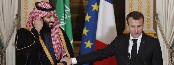 Dans l'embarras, Macron se rétracte et évoque des « sanctions » envers l'Arabie Saoudite