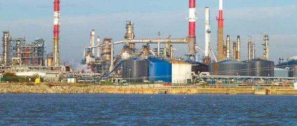 À Donges, journée de grève contre la mise à l'arrêt de la raffinerie par Total