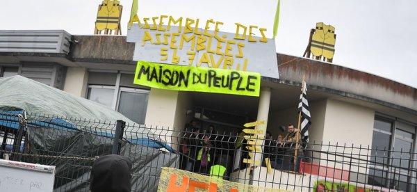 Saint-Nazaire. Grand succès de la deuxième « Assemblée des assemblées » de Gilets jaunes : 300 délégations présentes