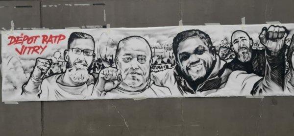 Répression à la RATP : les trois grévistes de Vitry envoyés en conseil de discipline