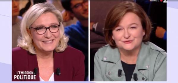 Marine Le Pen : Le smic français « à 36 euros » ? Si seulement !