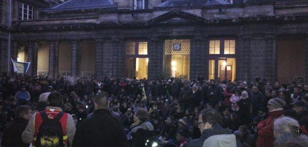 Bordeaux. 800 personnes à l'université de la Victoire occupée pour échanger sur la mobilisation