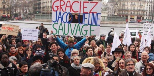 Libre ! Jacqueline Sauvage graciée, la lutte contre les violences sexistes doit continuer