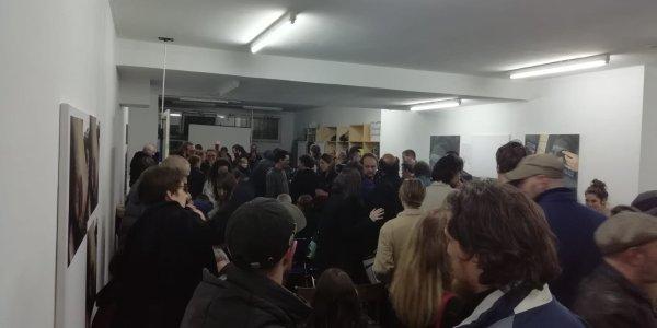 Plus de 100 personnes pour la fête de soutien aux postiers du 92, en grève depuis un an