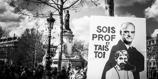 Enseignants réprimés de Bobigny : Lettre ouverte au recteur