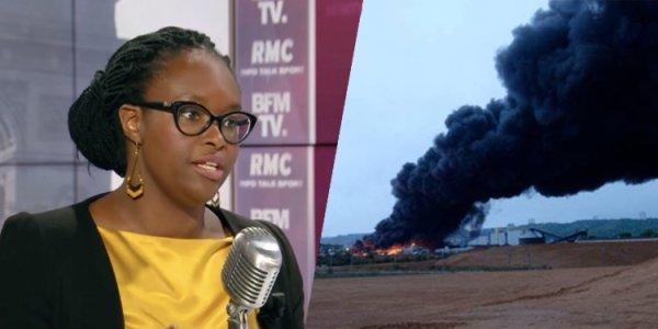 Sibeth Ndiaye sur Lubrizol : « Je serais restée car je suis quelqu'un d'un peu rationnel »