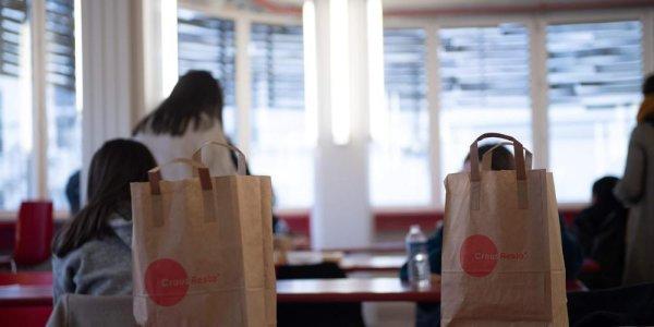 « Du pain et deux tranches d'emmental » : l'arnaque des repas à 1€ promis aux étudiants