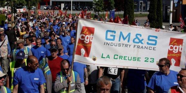 Victoire ! Le licenciement des salariés protégés de GM&S annulé par le tribunal administratif