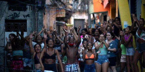 Rio de Janeiro : 25 morts dans un raid meurtrier dans la favela de Jacarezinho