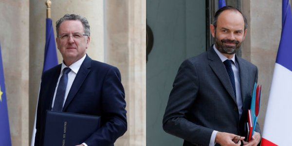 """Affaire Ferrand : Edouard Philippe a """"confiance"""" en son ministre et ses arrangements de famille"""