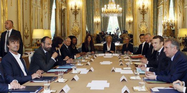 Les conseillers des ministres ont profité d'une augmentation de salaire de 20,5 % depuis l'élection de Macron
