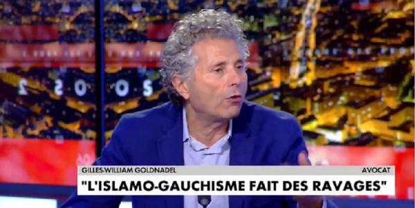 Islamophobie. Goldnadel traite SUD Rail et Anasse Kazib d'« islamistes » sur CNews