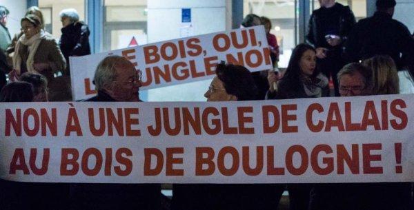 Les bourgeois du 16e arrondissement de Paris ne veulent plus voir de SDF