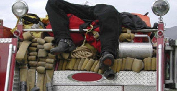 Le pompier « au bois dormant ». S'endormir au boulot, le nouveau motif de licenciement