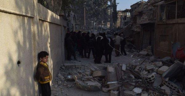 Syrie. Malgré le cessez-le-feu décrété par l'ONU, les bombardements se poursuivent